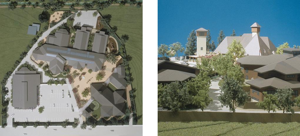 St. Andrews, Saratoga CA, Planning Architect