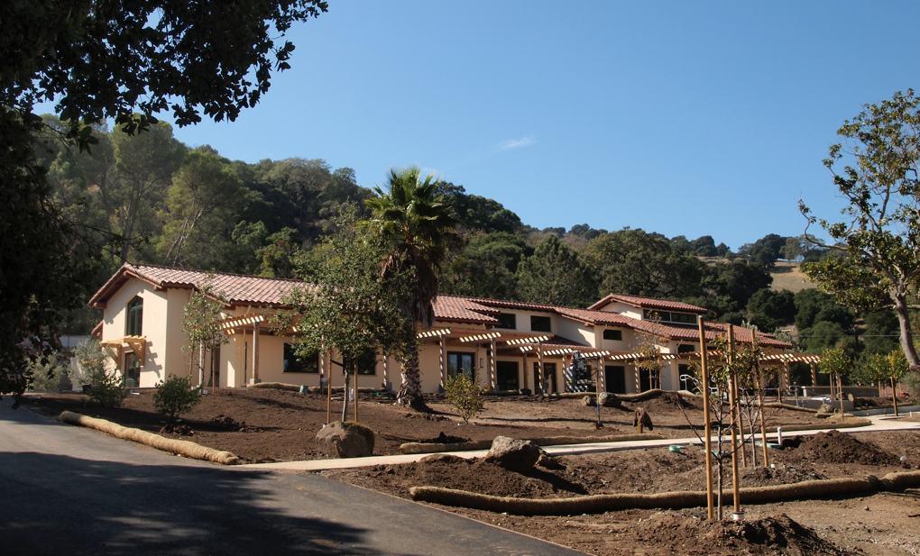 St. Francis, San Juan Bautista CA, Planning Architect