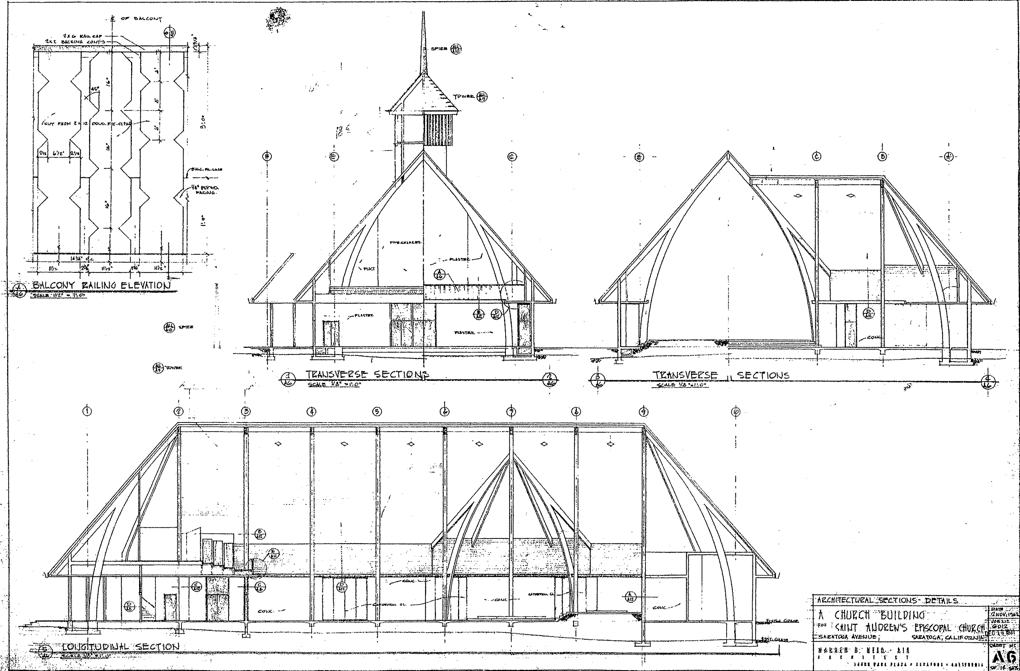 St. Andrews, Saratoga Planning Architect