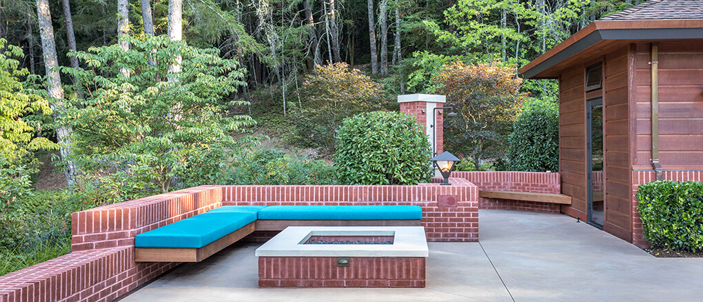 Mill Creek Healdsburg, CA Landscape Architect