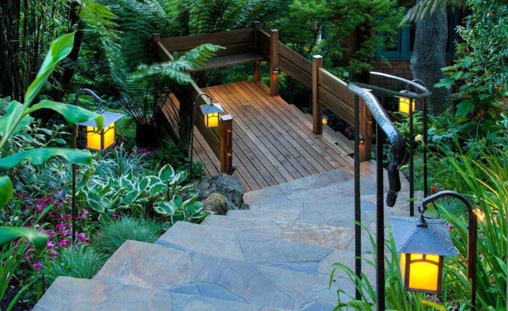 Helens Lane Mill Valley, CA Landscape Architect