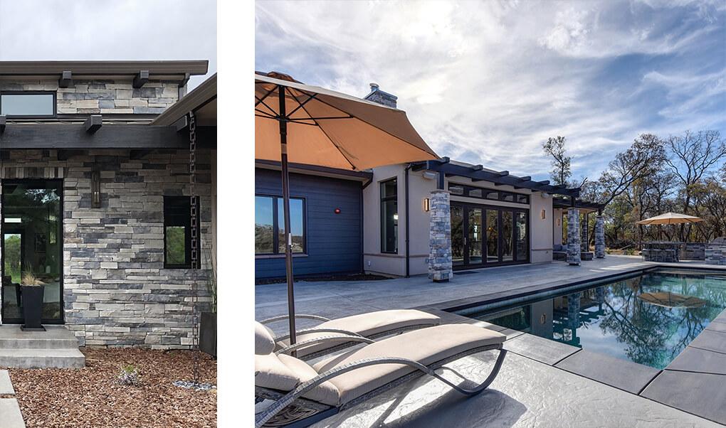 Auburn Architecture Pool Image