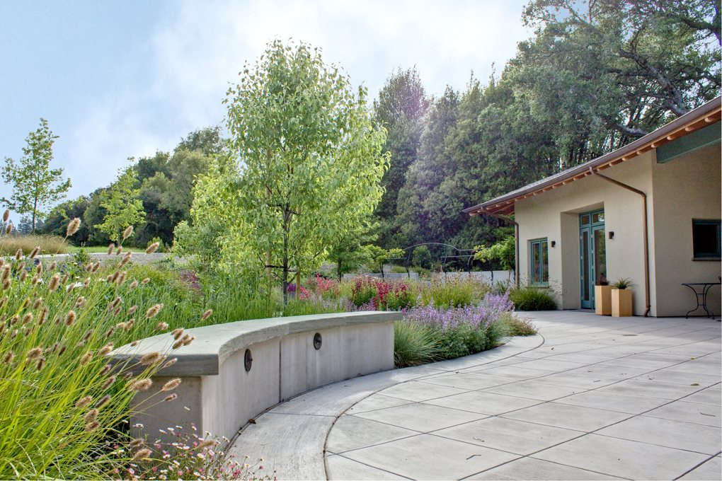 Occidental Residence, Landscape Architect