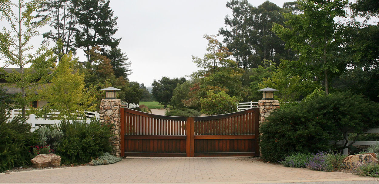 Meder House Architectural Landscaper Santa Cruz